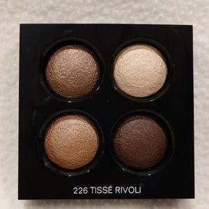 "Authentic CHANEl EyeShadow Quad ""Tisse Rivoli""#226"